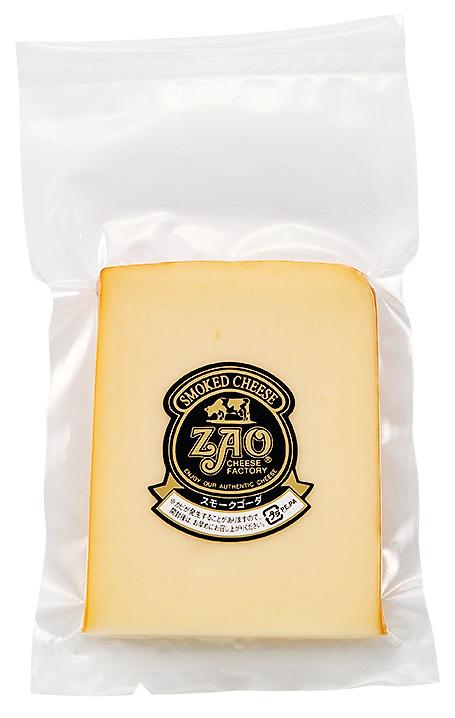 日本産 蔵王チーズ トレンド スモークゴーダ