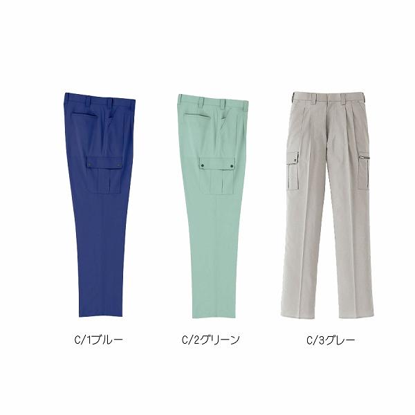 アウトレット ☆☆カーゴパンツ 27006 メーカー直売 DAIRIKI 購入 作業服 春夏用 作業着 ダイリキ