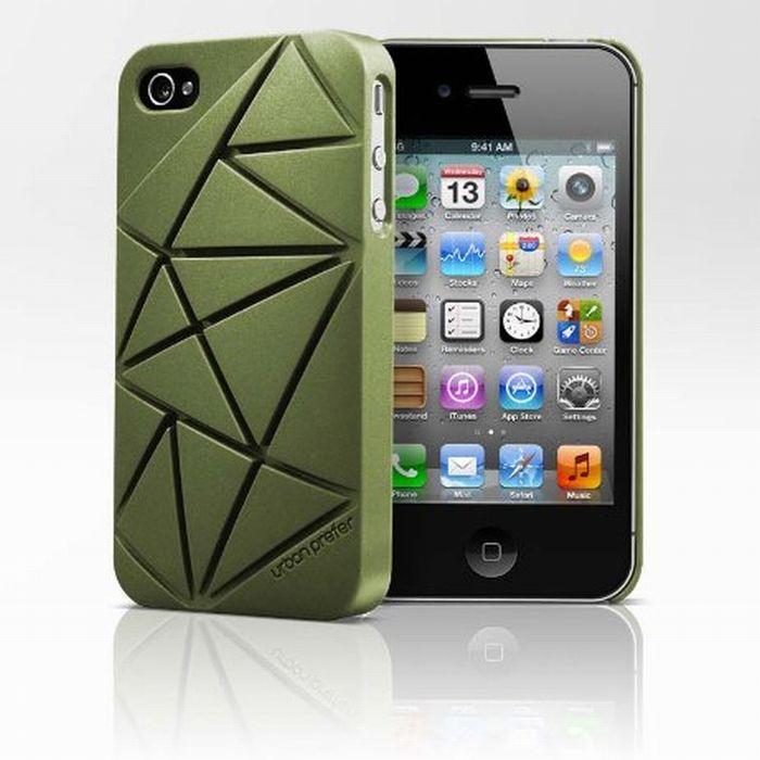 iPhone4 在庫あり 4S 専用ハードケース 舗 COIN4plus ケース iphone4sケース ≪送料無料※メール便≫ 3色 ハードケース コインをスタンドに出来る urbanprefer COIN4