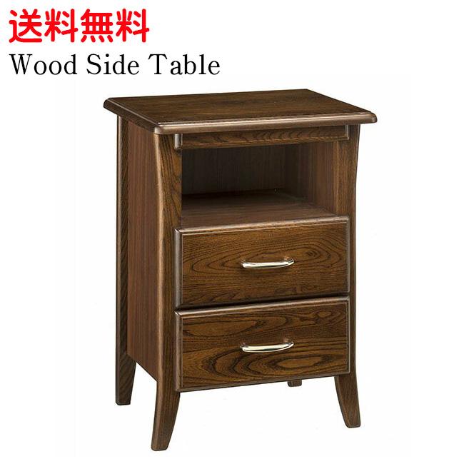サイドテーブル 天然木 ナイトテーブル コンソール ミニチェスト