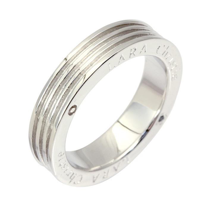 リング 指輪 メンズ LARA Christie (ララクリスティー)ヴォヤージュ リング[ BLACK Label ] シルバー リング メンズ