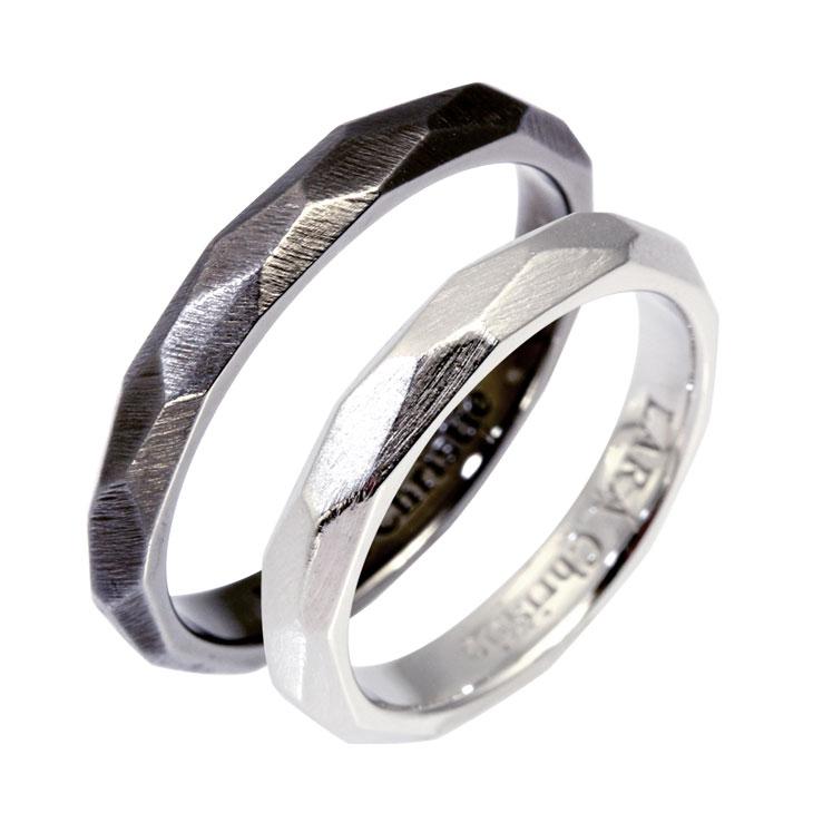 LARA Christie (ララクリスティー)ネイキッド ペアリング [ PAIR Label ] シルバー ペアリング 指輪 ペア 結婚記念日