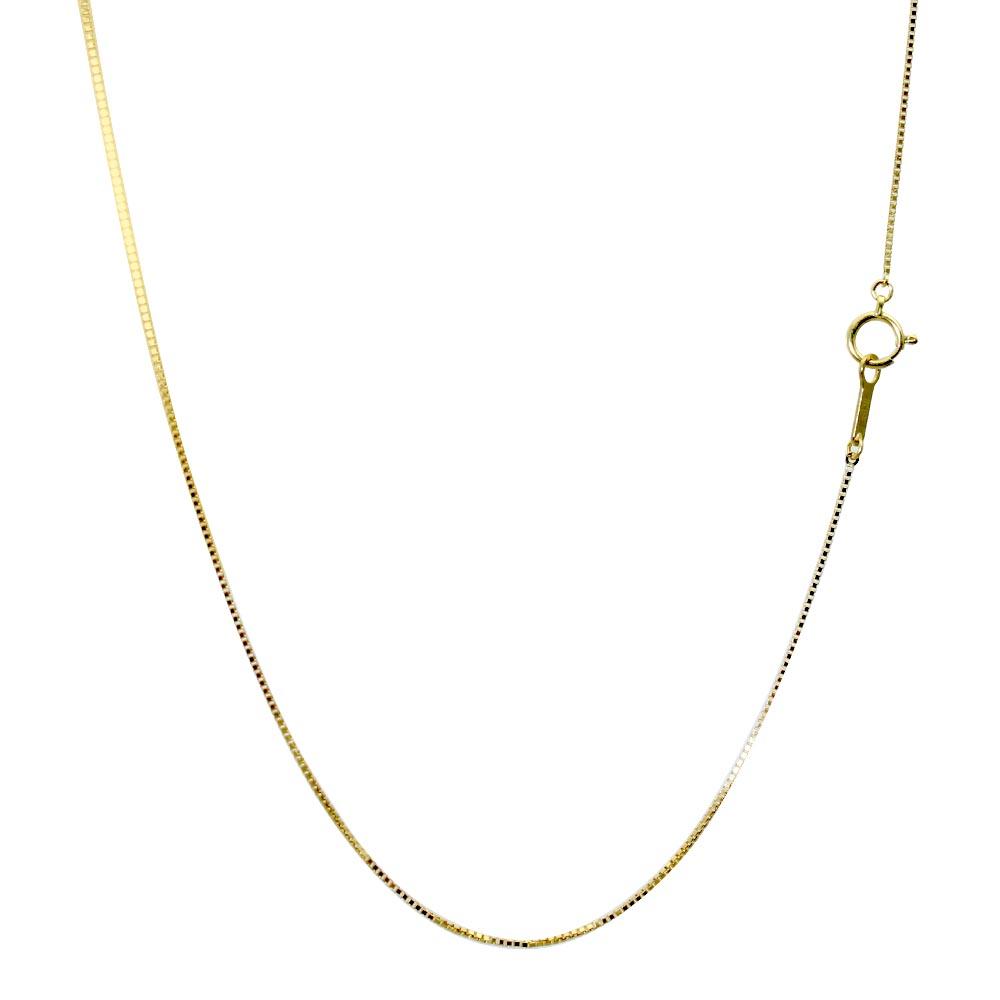 18金 18k k18 ネックレス チェーン ゴールド チェーン 8面ダイヤカット ベネチアンチェーン k18 ネックレス ベネチアン レディース ネックレス 女性 Sears (シアーズ)