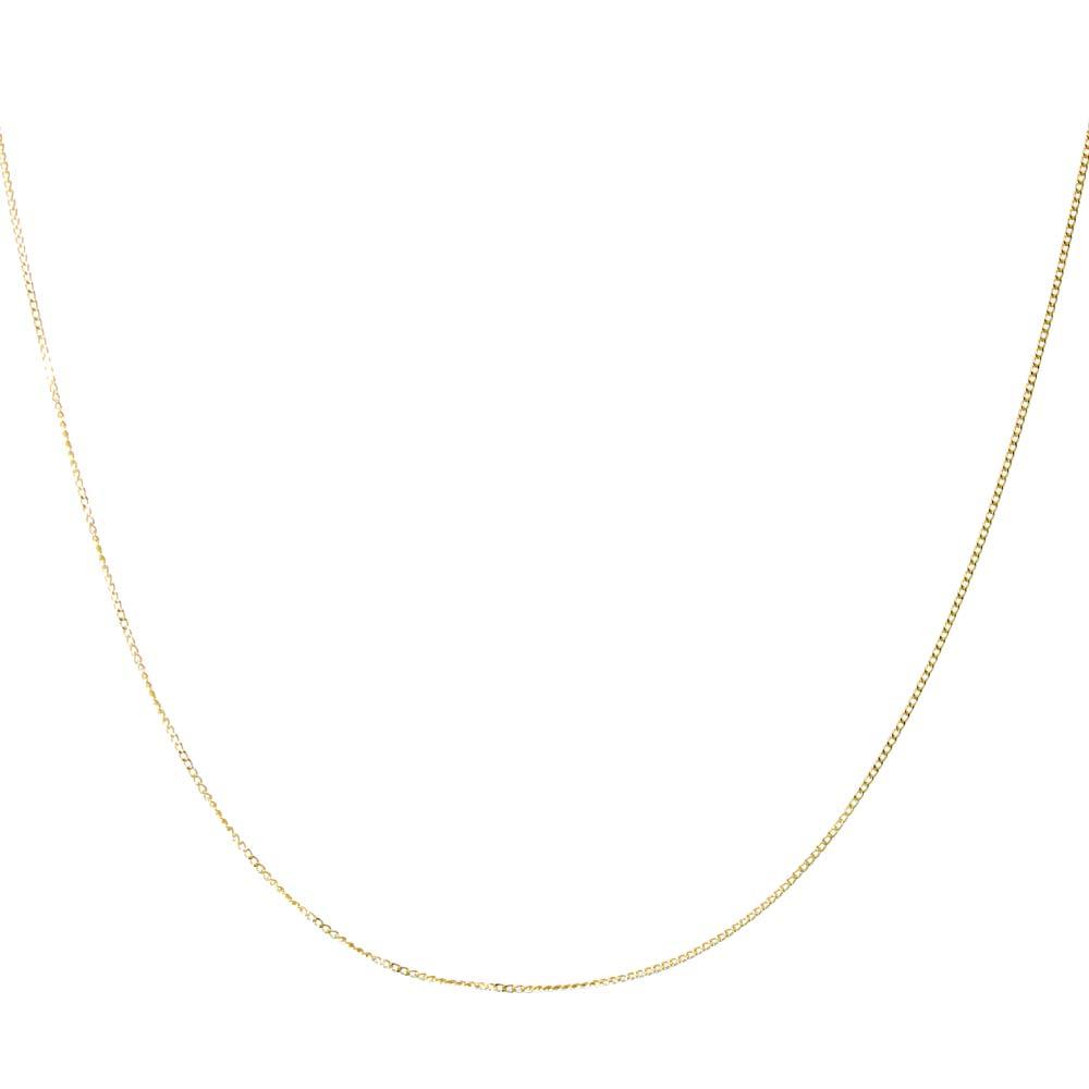 18金 18k k18 ネックレス チェーン ゴールド チェーン 2面カット 喜平チェーン 0.6mm k18 ネックレス 喜平 レディース ネックレス 女性 Sears (シアーズ)