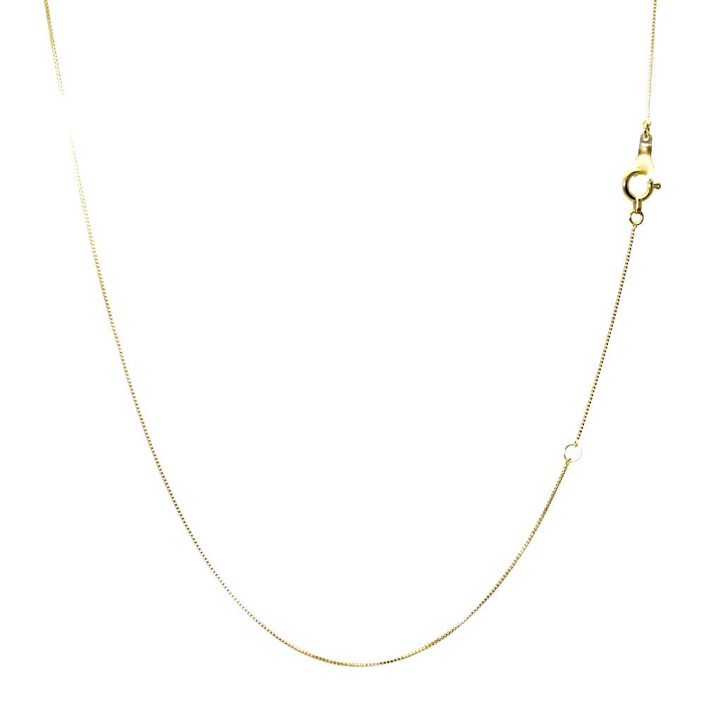 18金 18k k18 ネックレス チェーン ゴールド チェーン 4面ダイヤカット ベネチアンチェーン k18 ネックレス ベネチアン レディース ネックレス 女性 Sears (シアーズ)