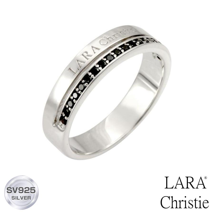【宇垣美里 着用モデル】 リング 指輪 メンズ LARA Christie (ララクリスティー)トラディショナルリング[ BLACK Label ] シルバー リング メンズ