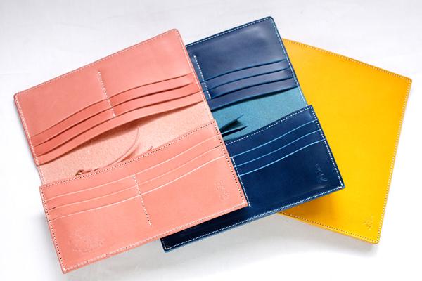革蛸謹製スリムロングウォレットTYPE-L- イタリアンカラーサドル【smtb-td】【saitama】