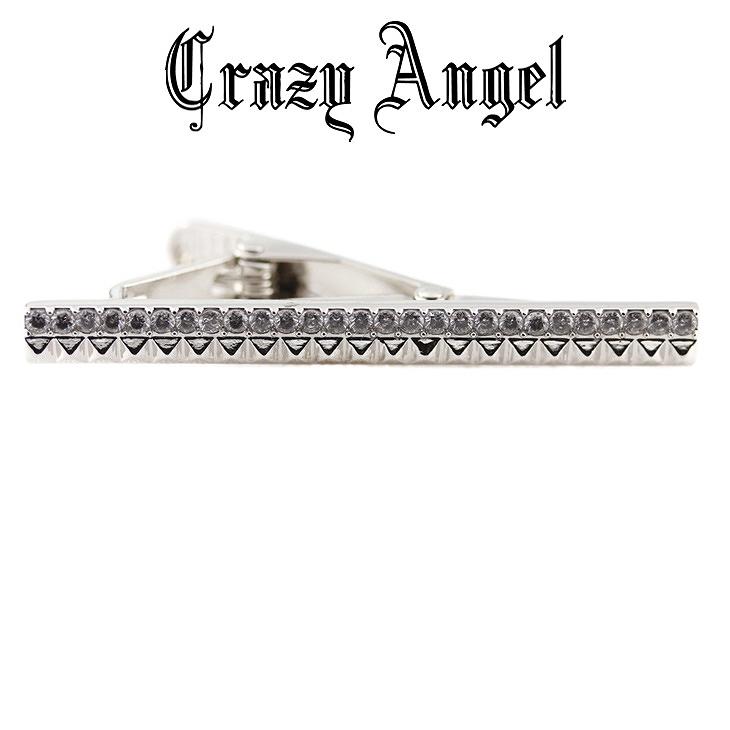 Crazy Angel クレイジーエンジェル タイバー タイピン フルカットタイプ  CAT-002:贅沢屋
