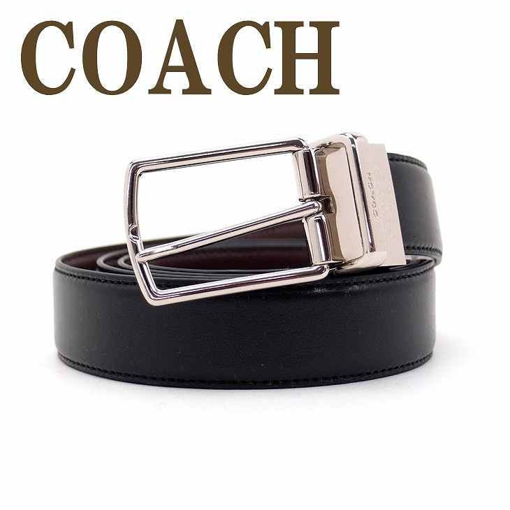 コーチ ベルト COACH メンズ レザー 64824AQ0 ブランド 人気