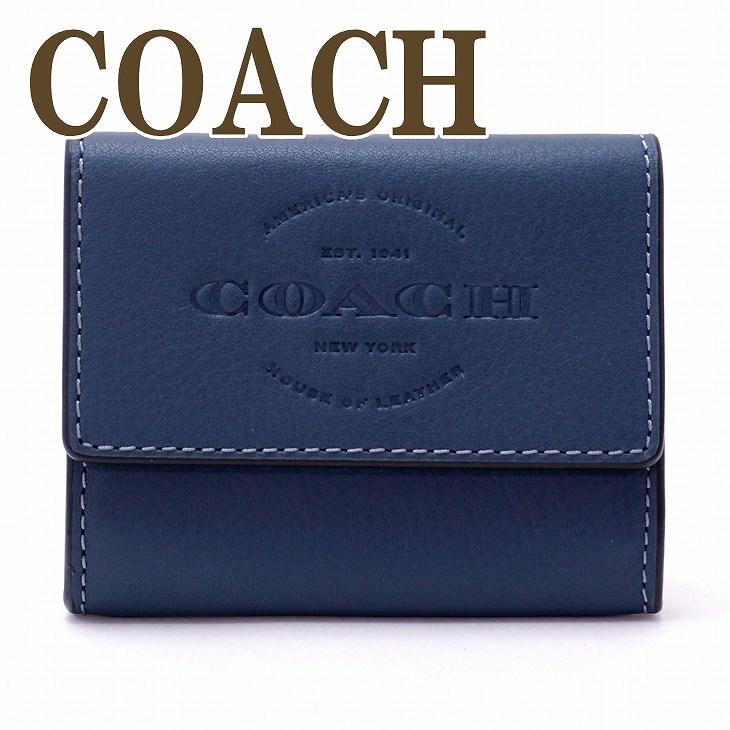 コーチ COACH 財布 メンズ コインケース 小銭入れ カードケース 24652DEN ブランド 人気