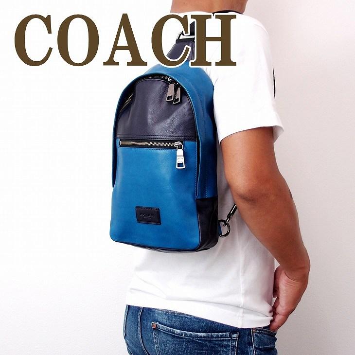 コーチ COACH バッグ メンズ ショルダーバッグ 斜めがけ ウエストバッグ ボディーバッグ 72035QBDWF ブランド 人気
