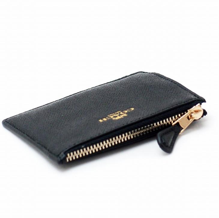 コーチ COACH 財布 キーケース キーリング コインケース カードケース メンズ レディース 12186IMBLKネコポWHI92DE
