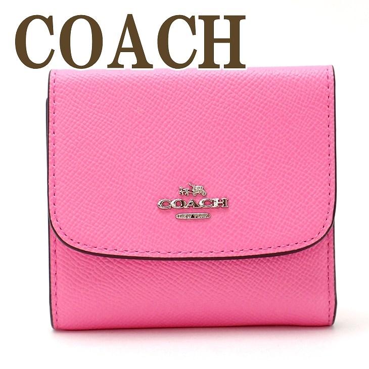 コーチ 財布 COACH 三つ折り 財布 レディース 花柄 25957SVE1L ブランド 人気