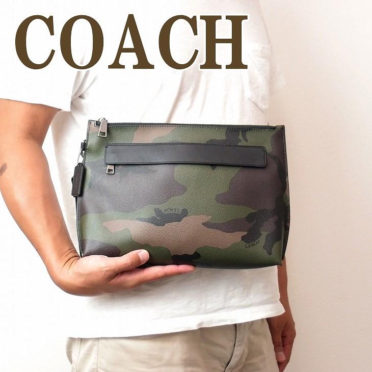 コーチ COACH バッグ セカンドバッグ クラッチバッグ ポーチ セカンドポーチ 29127DGN ブランド 人気