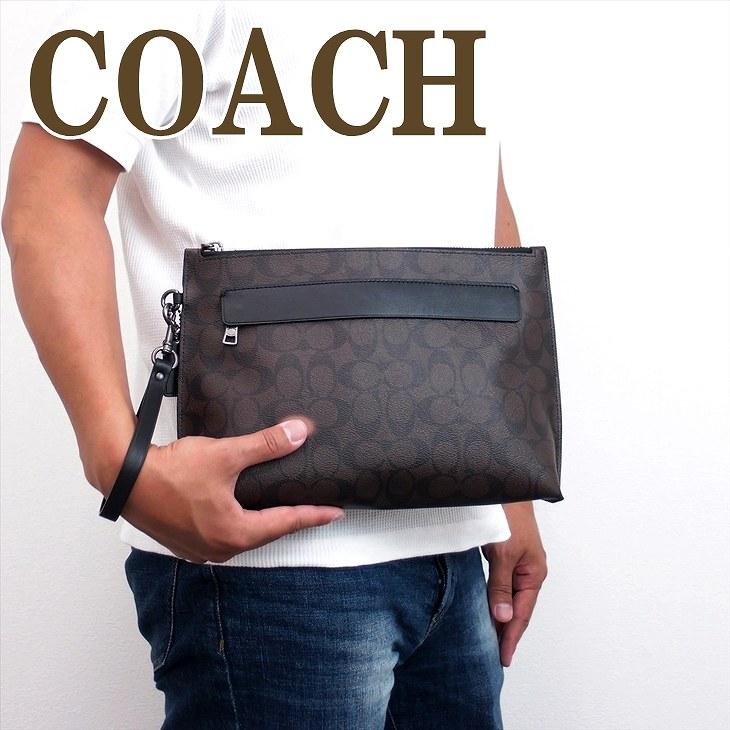 コーチ COACH バッグ セカンドバッグ クラッチバッグ ポーチ セカンドポーチ 29508QBAE4 ブランド 人気