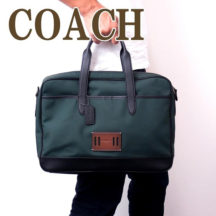 コーチ COACH バッグ メンズ ビジネスバッグ ブリーフケース トートバッグ 2way 31277QBRGN ブランド 人気