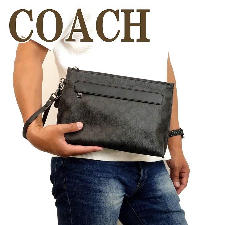 コーチ COACH バッグ セカンドバッグ クラッチバッグ ポーチ セカンドポーチ 39763N3A ブランド 人気