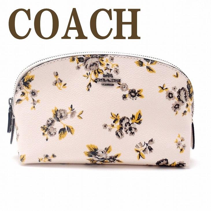 コーチ COACH ポーチ コスメポーチ 化粧ポーチ 花柄 59750DKM86 ブランド 人気