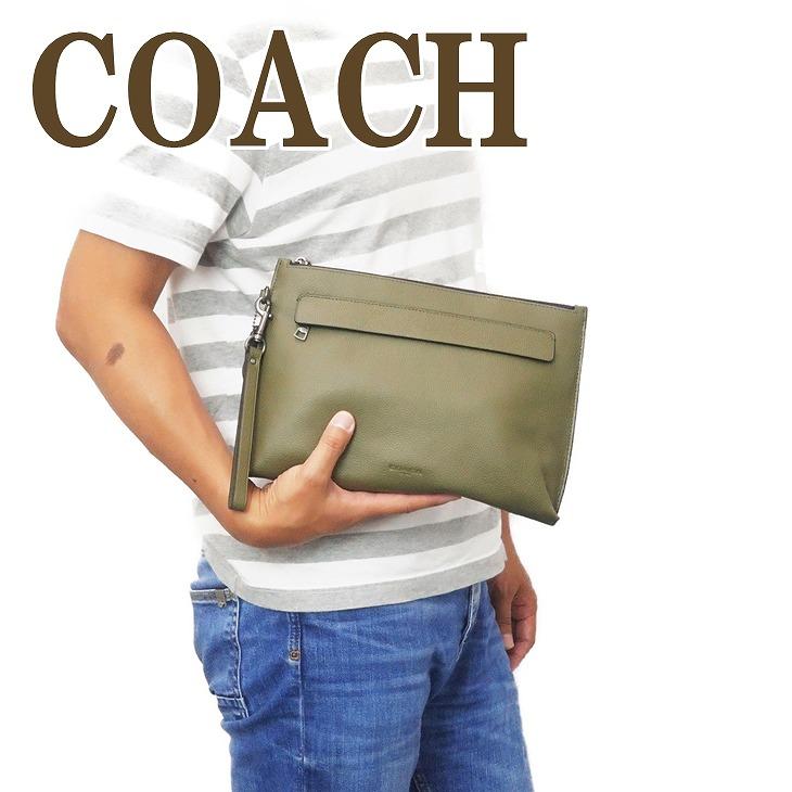 コーチ COACH バッグ セカンドバッグ クラッチバッグ ポーチ セカンドポーチ 28614QBB75 ブランド 人気