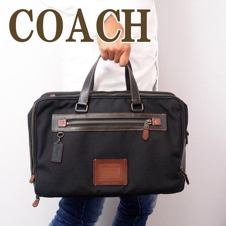 コーチ COACH バッグ メンズ ビジネスバッグ ブリーフケース ボストンバッグ 2way 32258JIBLK ブランド 人気