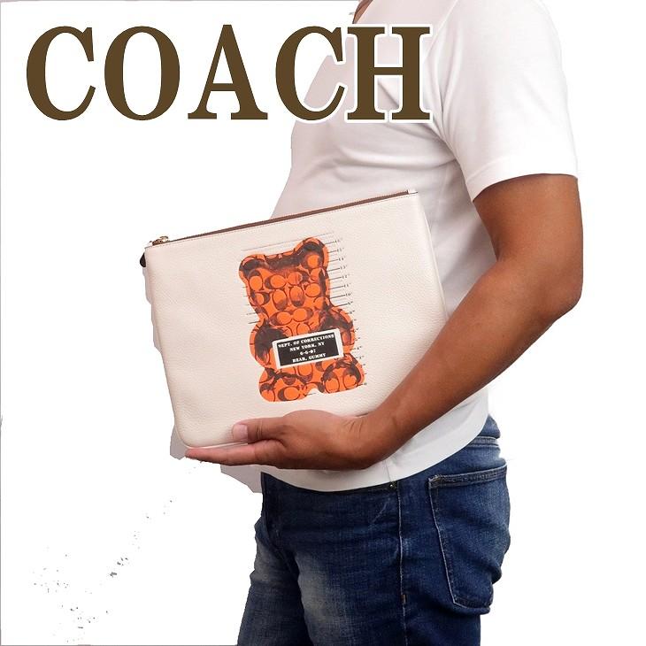 コーチ COACH バッグ セカンドバッグ クラッチバッグ ポーチ セカンドポーチ 77886IMCAH ブランド 人気