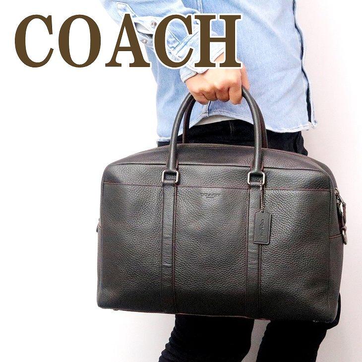コーチ COACH バッグ メンズ ビジネスバッグ ブリーフケース ボストンバッグ キャリーオンバッグ 2way 78130QBBK ブランド 人気