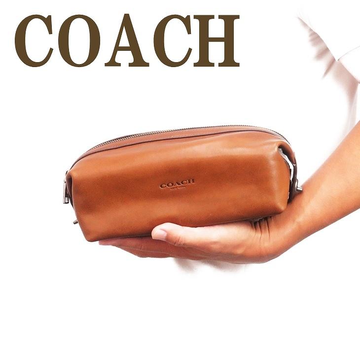 コーチ COACH バッグ メンズ セカンドバッグ セカンドポーチ レザー 93436CWH ブランド 人気