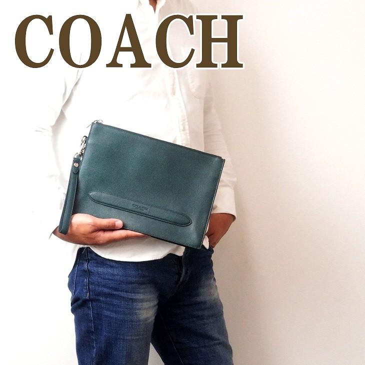 コーチ COACH バッグ メンズ セカンドバッグ クラッチバッグ ポーチ セカンドポーチ 68154NIFOR ブランド 人気