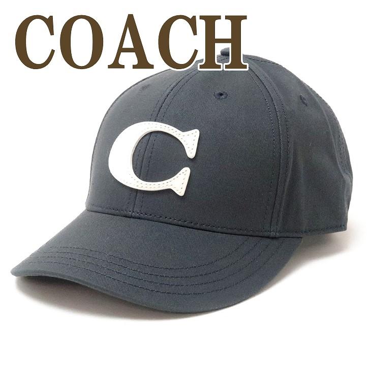 コーチ COACH メンズ 帽子 ベースボールキャップ ハット つば付 ロゴ 75703CHR ブランド 人気