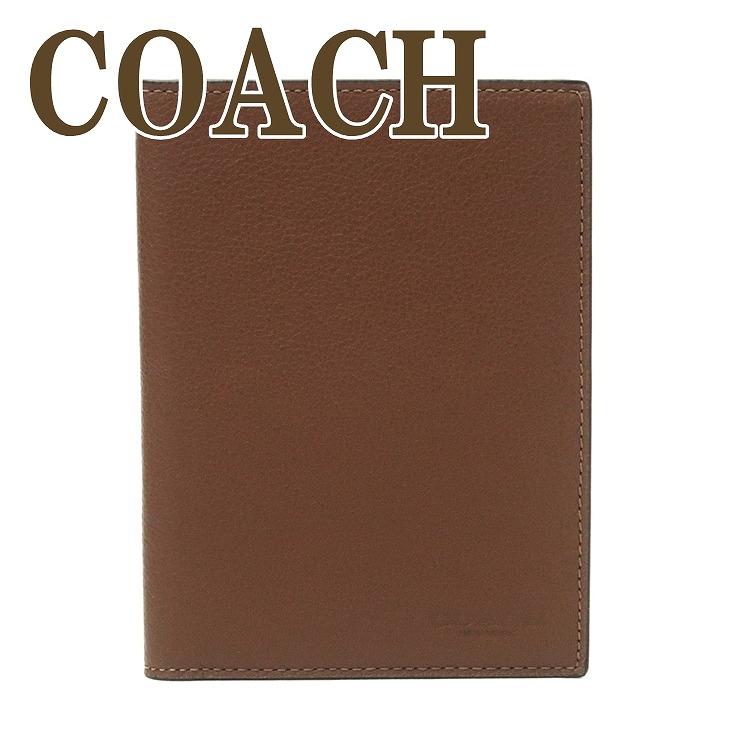 コーチ COACH メンズ パスポートケース 本革 レザー 93604CWH 【ネコポス】 ブランド 人気