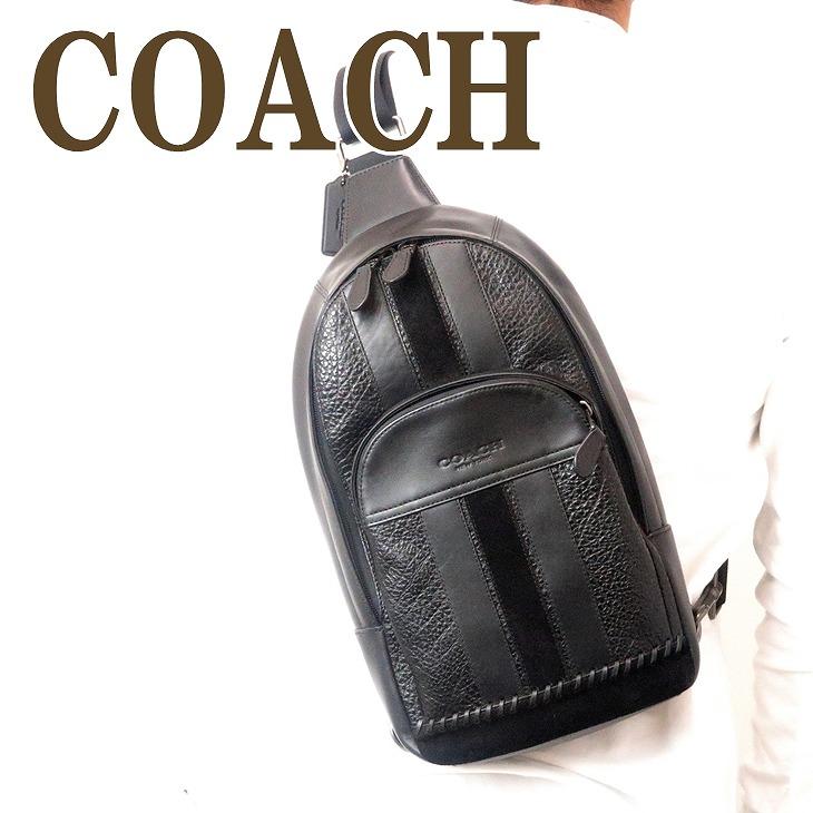 コーチ COACH バッグ メンズ ショルダーバッグ 斜め掛け ワンショルダー ブラック黒 49333QBBK ブランド 人気