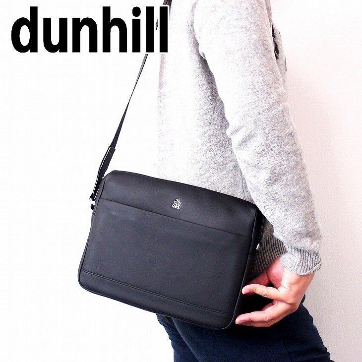 ダンヒル DUNHILL バッグ メンズ ショルダーバッグ 斜め掛け DUL3S169A ブランド 人気