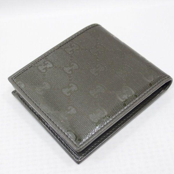 94523f1dc4ac new gucci men s black teal imprime gg guccissima bi fold wallet; zeitakuya gucci  wallets gucci mens two fold bi fold wallets gucci ...