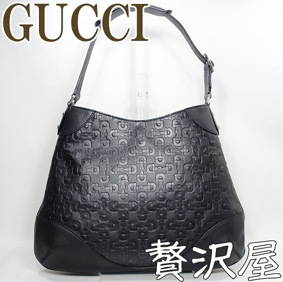 Gucci by GUCCI bag shoulder bag-bit black GUCCI 272386-BNH 1N-1000