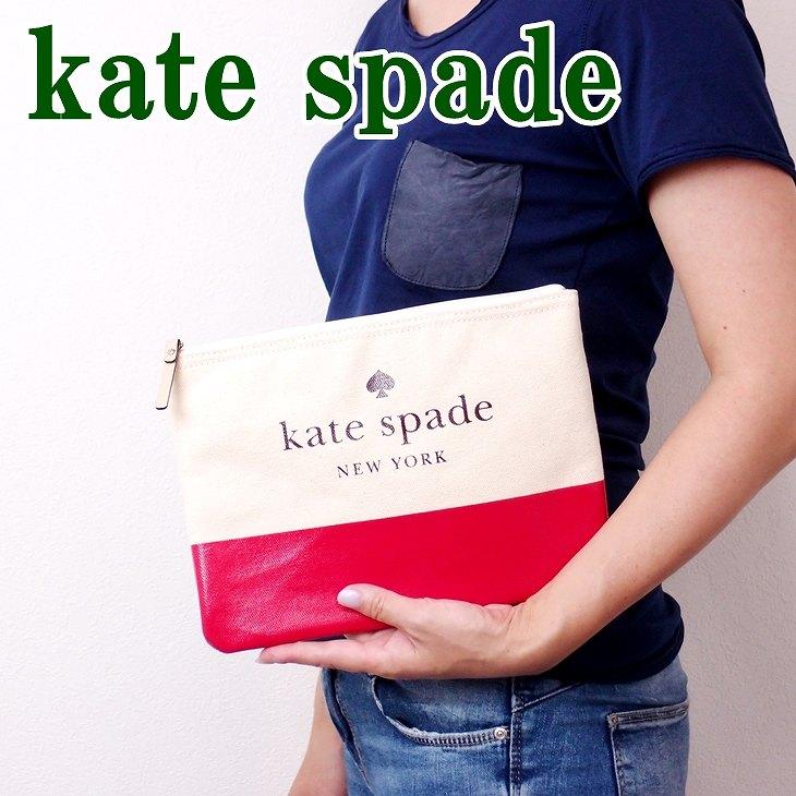 ケイトスペード KateSpade バッグ ポーチ クラッチバッグ WLRU4912-605 ブランド 人気