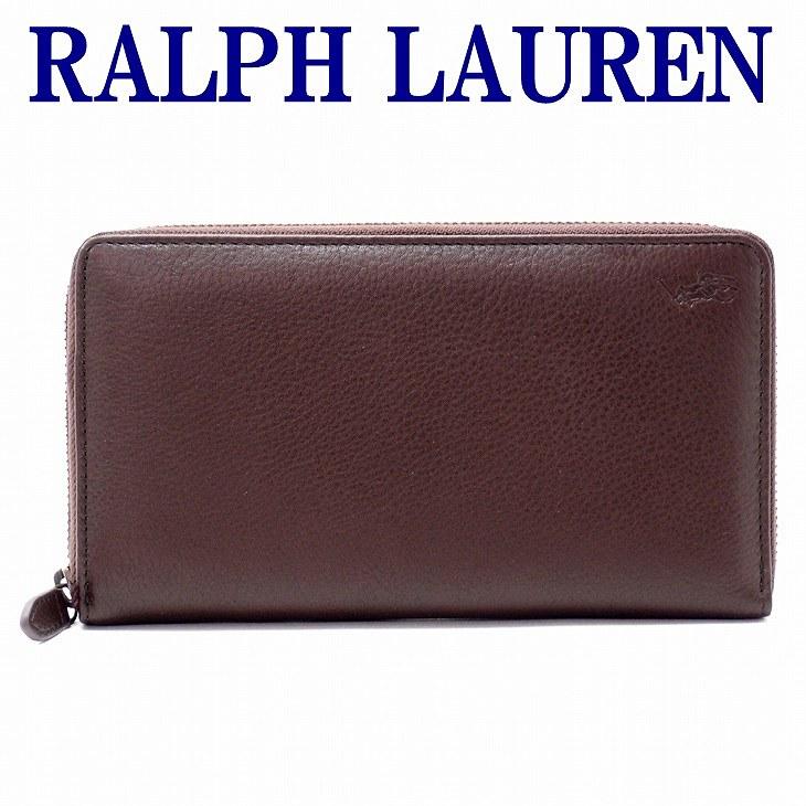ポロ ラルフローレン 長財布 メンズ RALPH LAUREN レザー製 RL-4055-2613-7001 誕生日 プレゼント ギフト