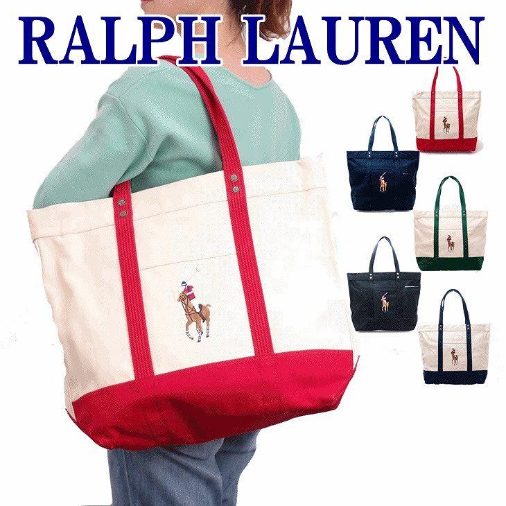 ポロ ラルフローレン バッグ トートバッグ ビッグポニー POLO RALPH LAUREN RL-4056-4784 ブランド 人気 誕生日 プレゼント ギフト