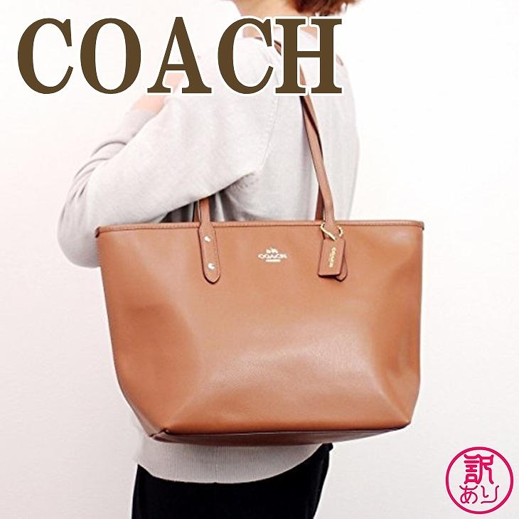 【訳あり】コーチ COACH バッグ トートバッグ レディース ショルダーバッグ ハンドバッグ クロスグレーン 37785IMSAD-W1 ブランド 人気