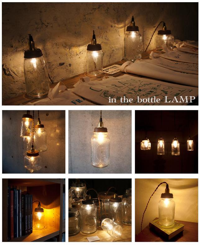 Light|照明>ペンダントライト>in the bottle lamp