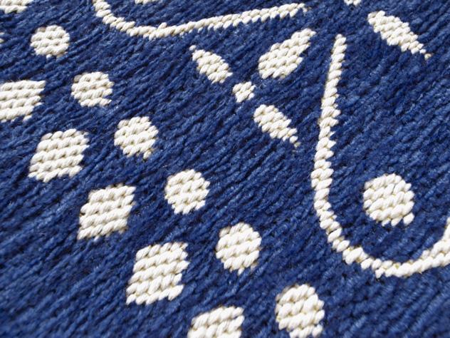 Cross bandanna rug LLsize / cross bun Dana rag LL size bandana rag carpet carpet hot carpet bandana pattern bandana DETAIL for carpet