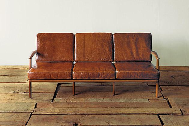 ACME Furniture アクメファニチャー DELMAR SOFA 3P デルマー ソファ 3人掛け 幅195cm