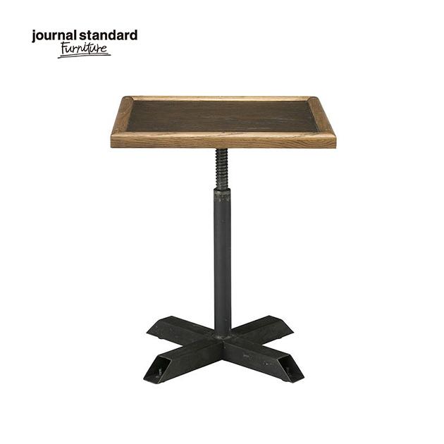 journal standard Furniture ジャーナルスタンダードファニチャー BOND WORK SIDE TABLE ボンドワークサイドテーブル デスク 木製 什器 おしゃれ 収納 店舗 ショップ カフェ 事務所 アパレル 送料無料