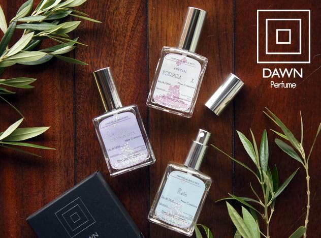 DAWN Perfume / ダウン パヒューム(30ml)香水 undulate / アンデュレイト パルファム ダウン アメリカ製