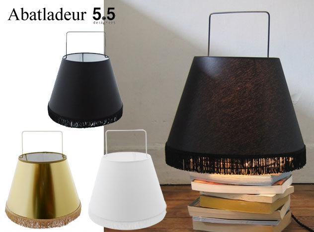 【送料無料】 Abatladeur/アバトラダ ランプ 5.5 designers 照明 ライト 電気 スタンドライト シェイド【あす楽対応_東海】DETAIL