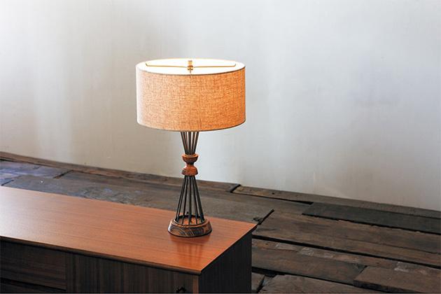 ACME Furniture アクメファニチャー BETHEL TABLE LAMP ベゼル テーブルランプ 直径35cm