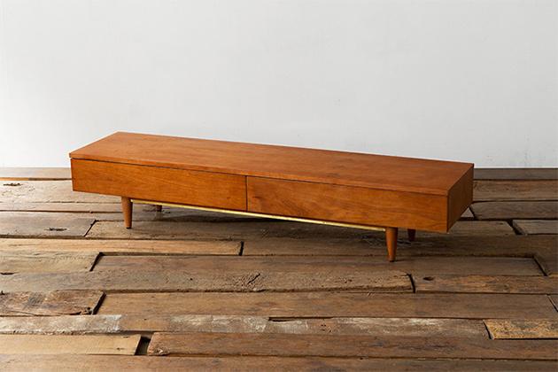 ACME Furniture アクメファニチャー TRESTLES TV BOARD LOW トラッセル テレビボード 幅160cm