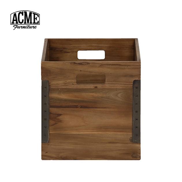 ACME Furniture アクメファニチャー TROY BOX L トロイ ボックス 幅31.5×高さ31.5cm