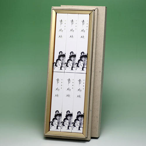贈答 メーカー再生品 進物用線香 線香 短寸6把入 和風紙箱 激安☆超特価 香樹林