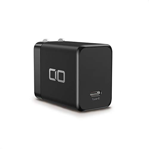 ご注文から通常時は1~4日以内でお届けします CIO USB PD 65W 急速充電器 世界最小級 超激安特価 GaN Type-C 軽量 窒化ガリウム CIO-G65W1C-BK 超コンパクト 採用 今だけスーパーセール限定 黒 折畳式プラグ