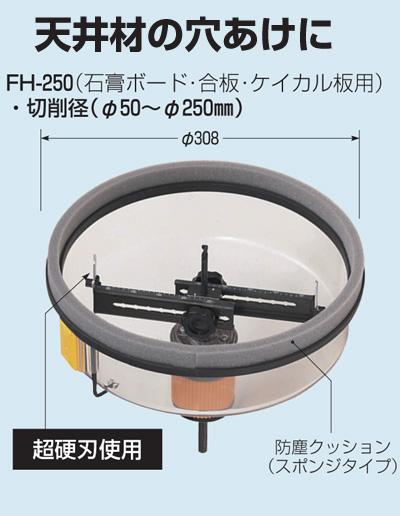 フリーホルソー石膏ボード、合板、ケイカル板用FH-250